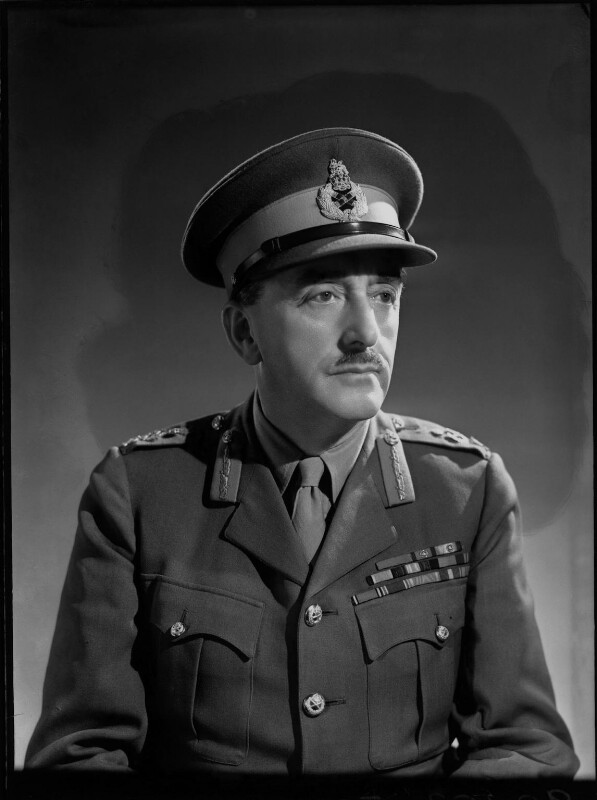 Alan Francis Brooke, 1st Viscount Alanbrooke, by Bassano Ltd, 17 July 1944 - NPG x72676 - © National Portrait Gallery, London