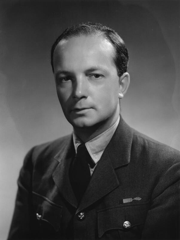 (Edward) Langton Iliffe, 2nd Baron Iliffe, by Bassano Ltd, 14 August 1944 - NPG x72701 - © National Portrait Gallery, London
