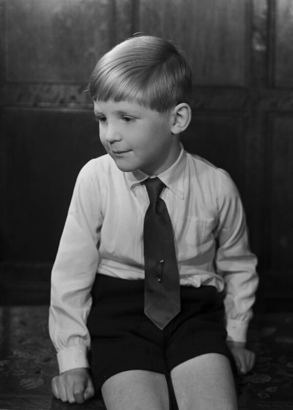 Timothy Gwynne Barker, by Bassano Ltd, 5 January 1945 - NPG x72886 - © National Portrait Gallery, London