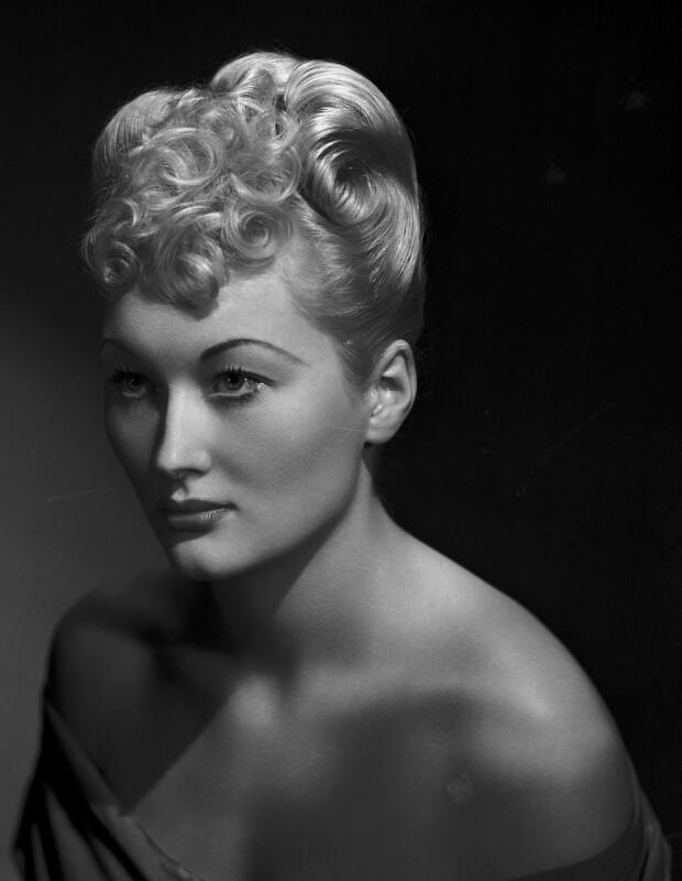 Christine Norden (née Mary Lydia Thornton), by Bassano Ltd, 2 May 1946 - NPG x73427 - © National Portrait Gallery, London