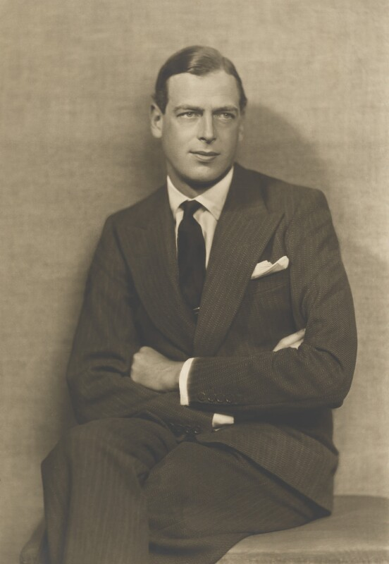Prince George, Duke of Kent, by Dorothy Wilding, 1934 - NPG P870(9) - © William Hustler and Georgina Hustler / National Portrait Gallery, London