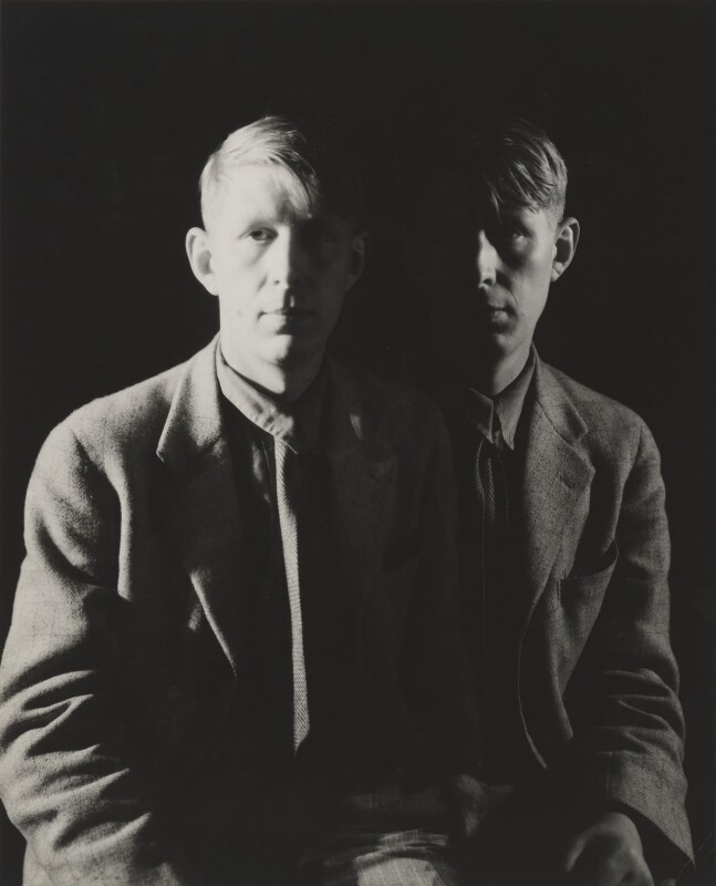 W.H. Auden, by Cecil Beaton, 1930 - NPG P869(3) - © Cecil Beaton Studio Archive, Sotheby's London