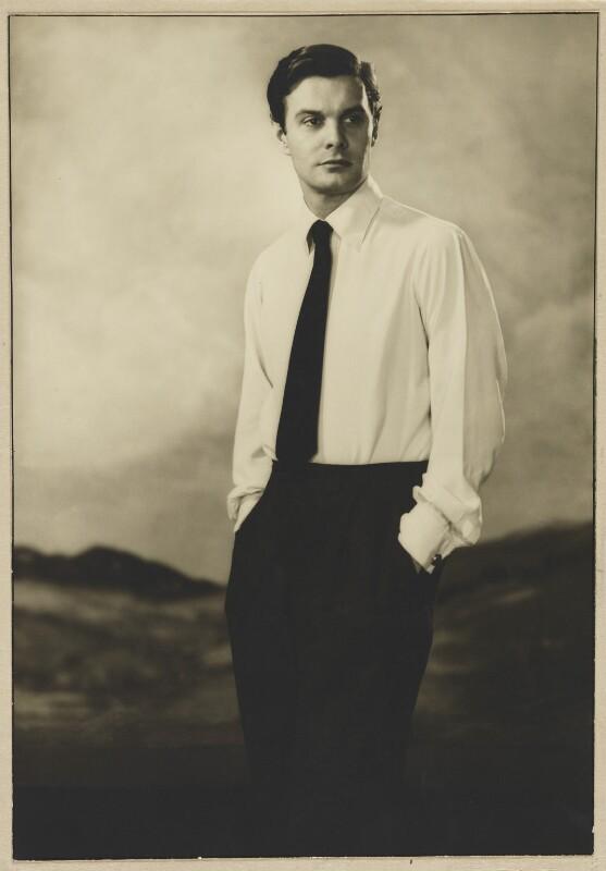 Louis Jourdan, by Dorothy Wilding, 12 April 1954 - NPG x18961 - © National Portrait Gallery, London