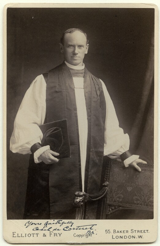 George Frederick Cecil de Carteret, by Elliott & Fry, 1910s-1920s - NPG x75786 - © National Portrait Gallery, London