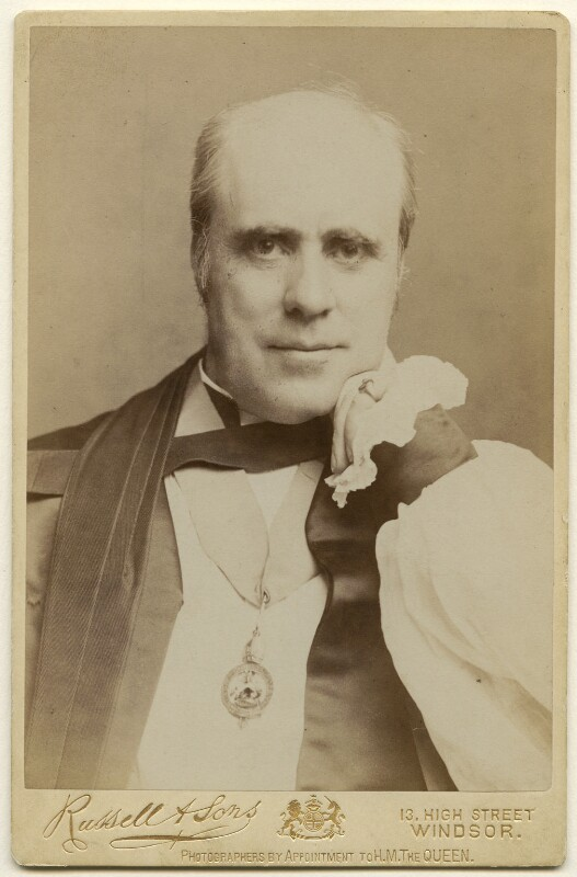 Randall Thomas Davidson, Baron Davidson of Lambeth, by James Russell & Sons, 1894 - NPG x75986 - © National Portrait Gallery, London