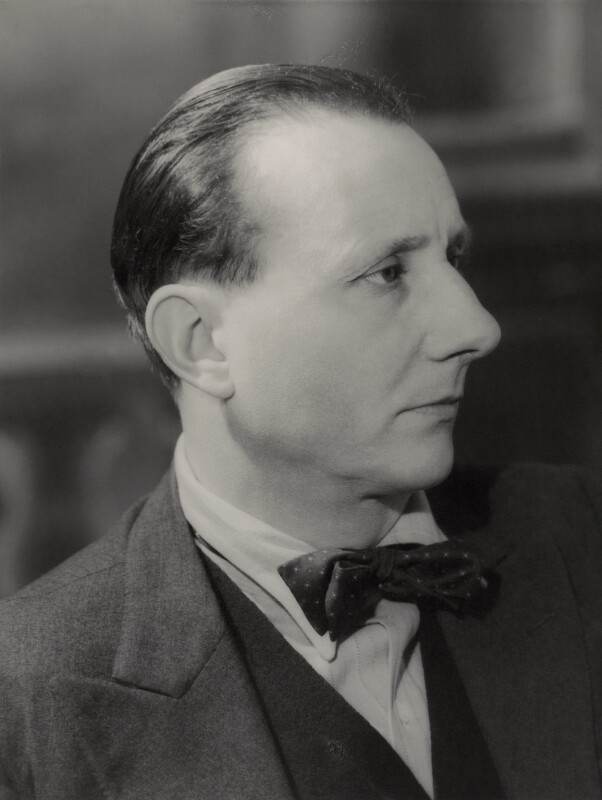 Sir Lennox Randal Francis Berkeley, by Howard Coster, 1938 - NPG x763 - © National Portrait Gallery, London