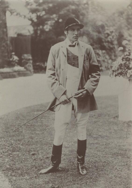 Frederick Archer, by Henry Robert Sherborn, 1880-1886 - NPG x76934 - © National Portrait Gallery, London