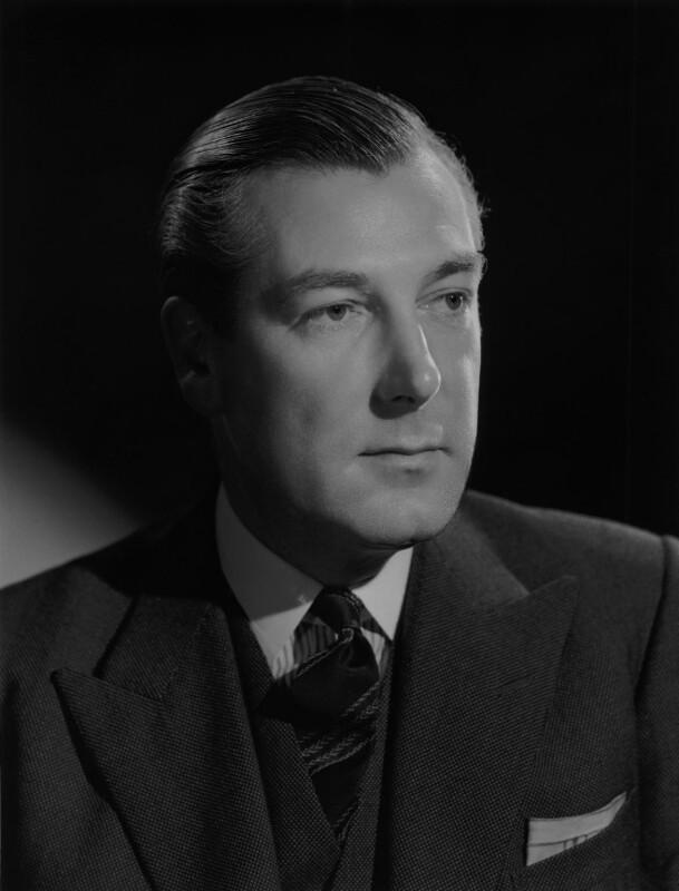 David McAdam Eccles, 1st Viscount Eccles, by Bassano Ltd, 20 February 1947 - NPG x77268 - © National Portrait Gallery, London