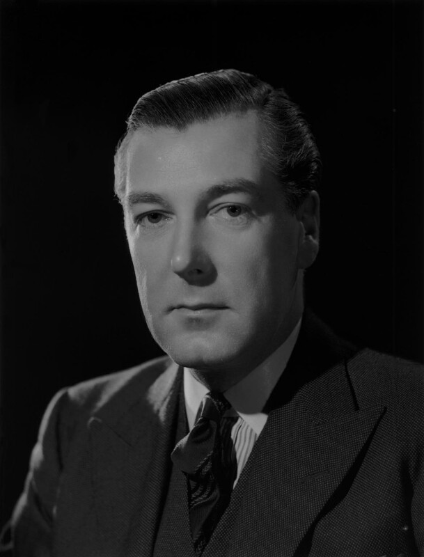 David McAdam Eccles, 1st Viscount Eccles, by Bassano Ltd, 20 February 1947 - NPG x77269 - © National Portrait Gallery, London