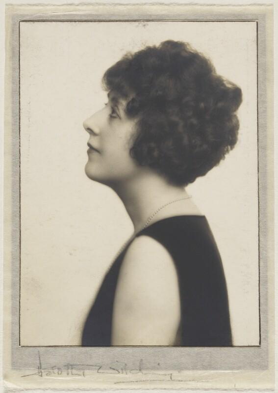 Dorothy Wilding, by Dorothy Wilding, 1920s - NPG x27401 - © William Hustler and Georgina Hustler / National Portrait Gallery, London