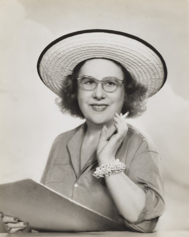 Dorothy Wilding, by Dorothy Wilding, 1930s-1940s - NPG x27405 - © William Hustler and Georgina Hustler / National Portrait Gallery, London
