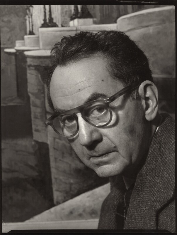 Man Ray, by Ida Kar, 30 March 1954 - NPG x31643 - © National Portrait Gallery, London