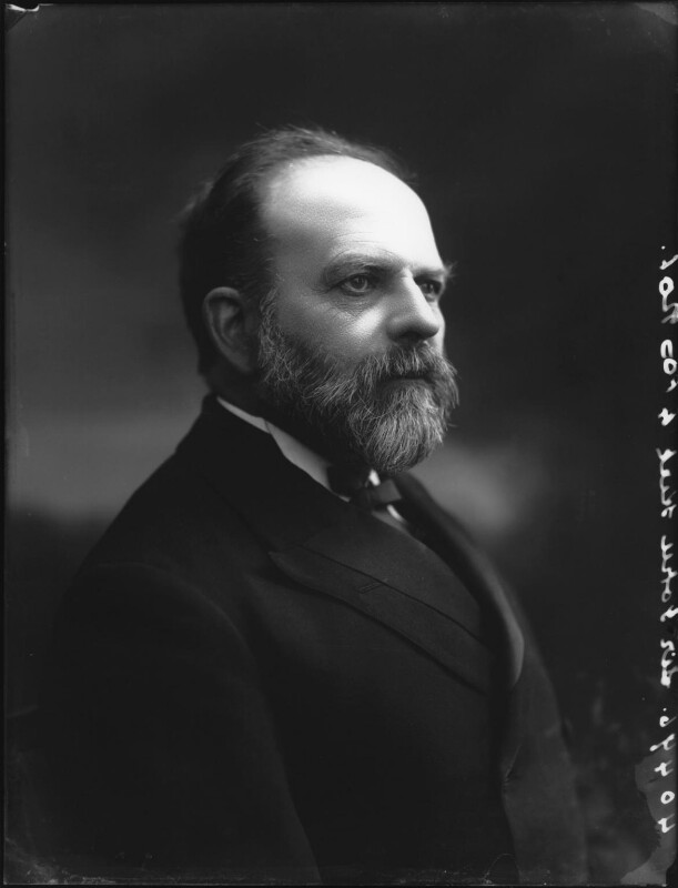 Sir John Kirk, by Bassano Ltd, 13 March 1911 - NPG x79834 - © National Portrait Gallery, London