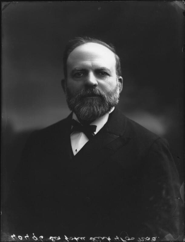 Sir John Kirk, by Bassano Ltd, 13 March 1911 - NPG x79835 - © National Portrait Gallery, London