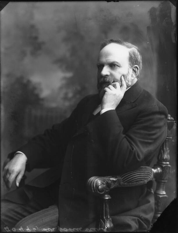 Sir John Kirk, by Bassano Ltd, 13 March 1911 - NPG x79836 - © National Portrait Gallery, London