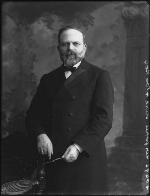 Sir John Kirk, by Bassano Ltd, 13 March 1911 - NPG x79837 - © National Portrait Gallery, London