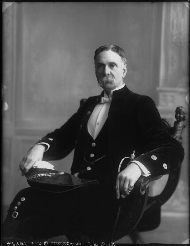 Sir George Anderson, by Bassano Ltd, 26 June 1911 - NPG x79893 - © National Portrait Gallery, London