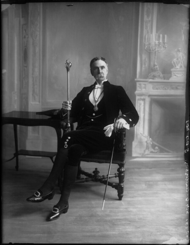 Sir George Anderson, by Bassano Ltd, 26 June 1911 - NPG x79895 - © National Portrait Gallery, London