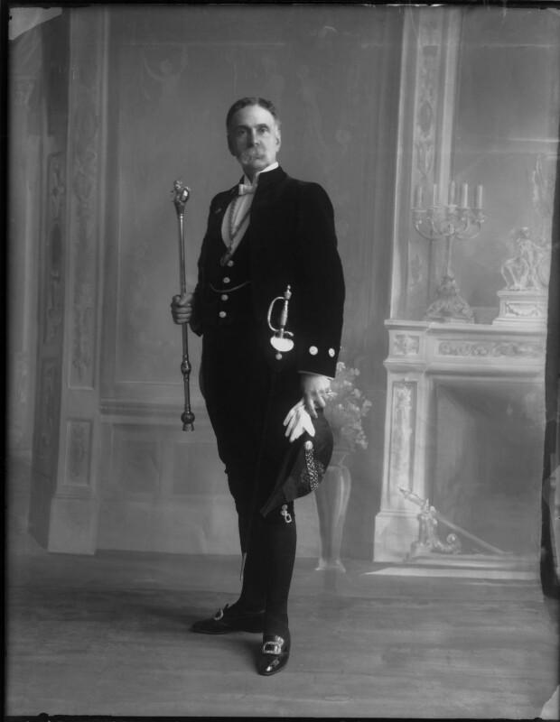 Sir George Anderson, by Bassano Ltd, 26 June 1911 - NPG x79896 - © National Portrait Gallery, London
