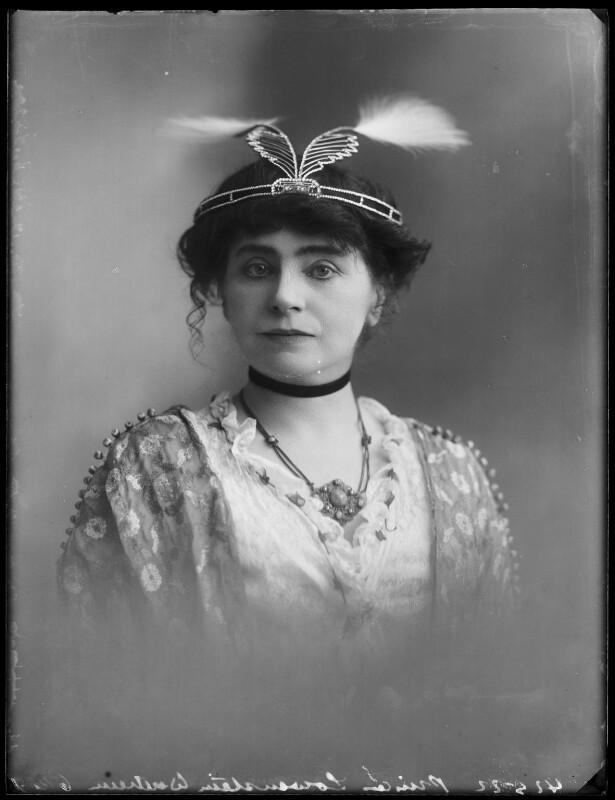 Princess Anne of Löwenstein-Wertheim-Freudenberg (née Lady Anne Savile), by Bassano Ltd, circa 1913 - NPG x80279 - © National Portrait Gallery, London