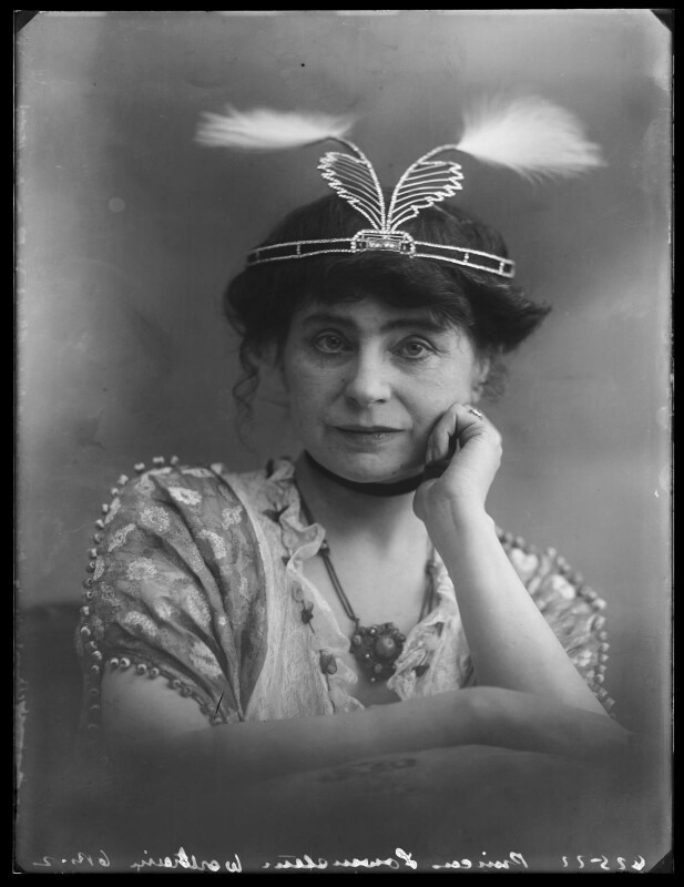 Princess Anne of Löwenstein-Wertheim-Freudenberg (née Lady Anne Savile), by Bassano Ltd, circa 1913 - NPG x80280 - © National Portrait Gallery, London
