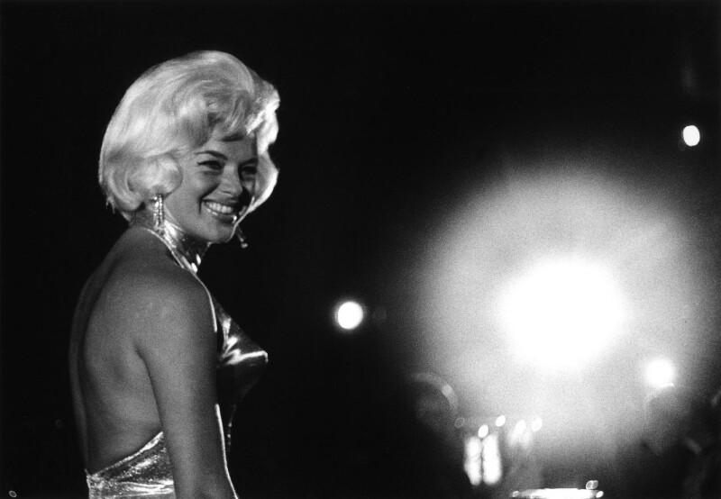 Diana Dors, by Michael Ward, 26 June 1961 - NPG x46558 - © Michael Ward Archives / National Portrait Gallery, London
