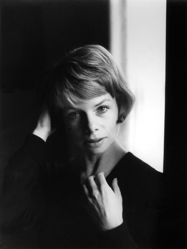 Jill Bennett, by Michael Ward, 9 December 1960 - NPG x76660 - © Michael Ward Archives / National Portrait Gallery, London