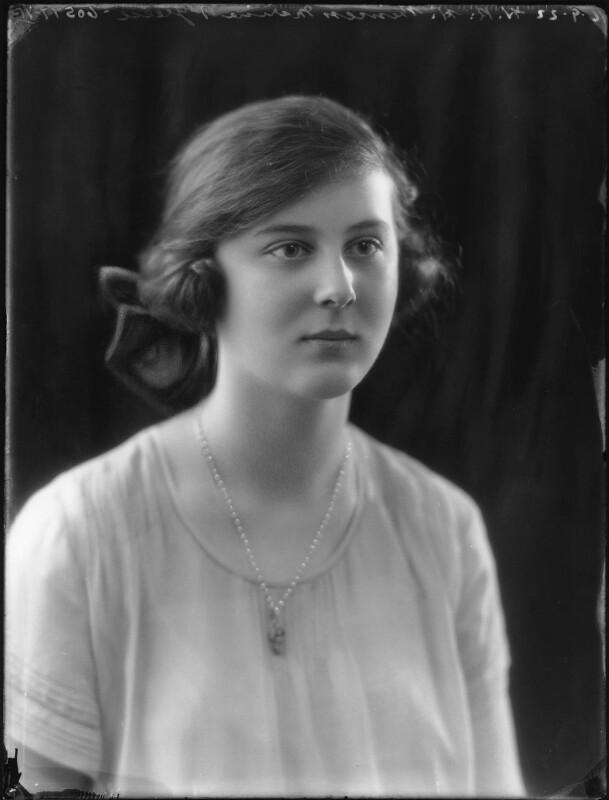 Princess Marina, Duchess of Kent, by Bassano Ltd, 16 September 1922 - NPG x81382 - © National Portrait Gallery, London
