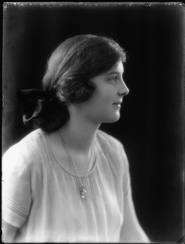 Princess Marina, Duchess of Kent, by Bassano Ltd, 16 September 1922 - NPG x81384 - © National Portrait Gallery, London