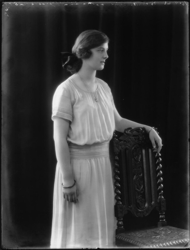 Princess Marina, Duchess of Kent, by Bassano Ltd, 16 September 1922 - NPG x81385 - © National Portrait Gallery, London