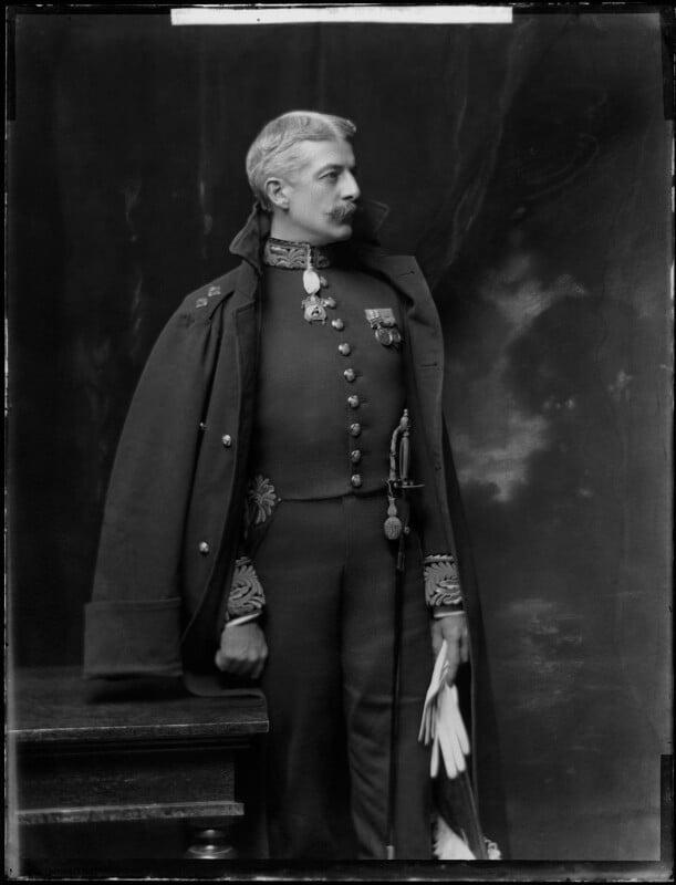 George Wyndham, by H. Walter Barnett, 1903 - NPG x81411 - © National Portrait Gallery, London