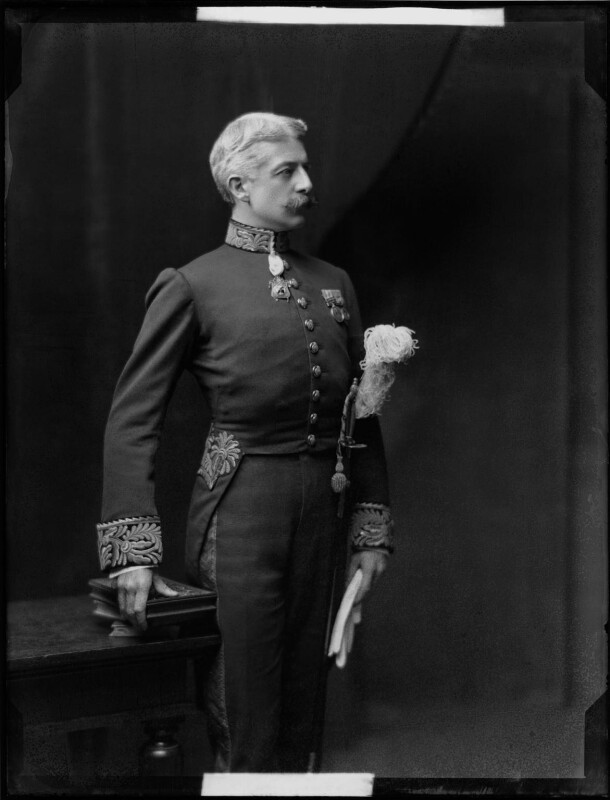 George Wyndham, by Henry Walter ('H. Walter') Barnett, 1903 - NPG x81412 - © National Portrait Gallery, London
