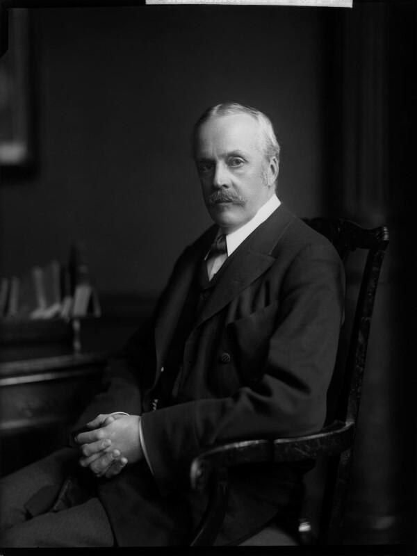 NPG x81441; Arthur James Balfour, 1st Earl of Balfour - Portrait ...