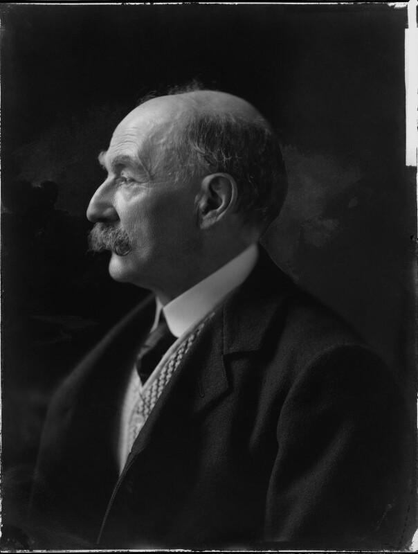 Thomas Hardy, by H. Walter Barnett, 1909 - NPG x81692 - © National Portrait Gallery, London