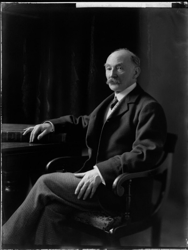 Thomas Hardy, by H. Walter Barnett, 1909 - NPG x81696 - © National Portrait Gallery, London