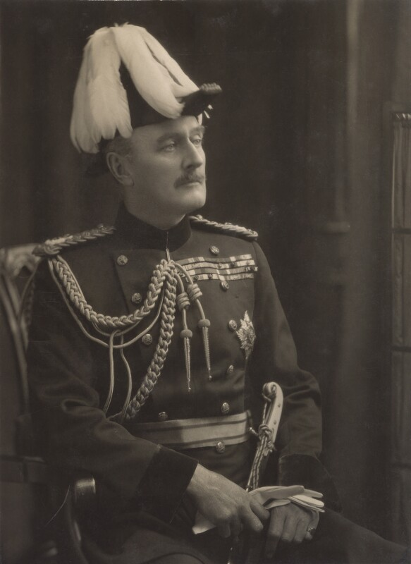 Edmund Henry Hynman Allenby, 1st Viscount Allenby, by H. Walter Barnett, 1897-1920 - NPG x45249 - © National Portrait Gallery, London