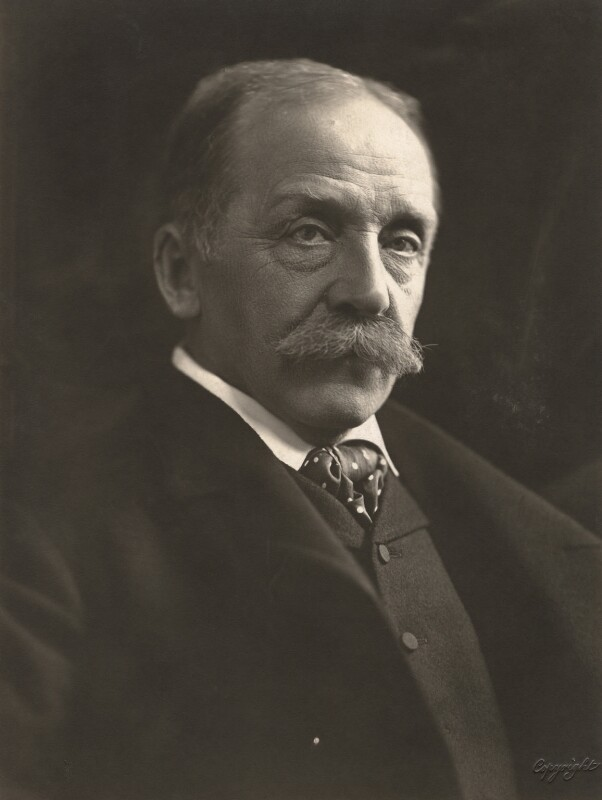 Thomas Gibson Bowles, by Henry Walter ('H. Walter') Barnett, 1897-1920 - NPG x45257 - © National Portrait Gallery, London