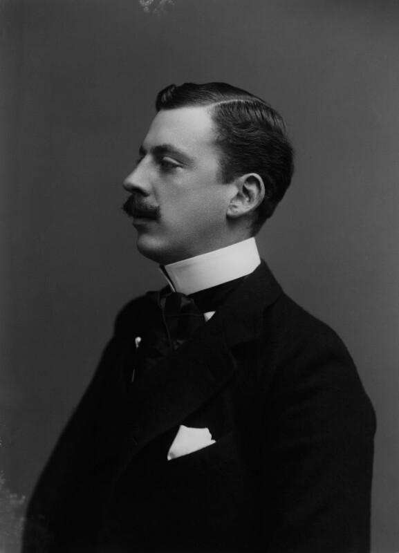 James Albert Edward Hamilton, 3rd Duke of Abercorn, by Alexander Bassano, 1894 - NPG x8341 - © National Portrait Gallery, London