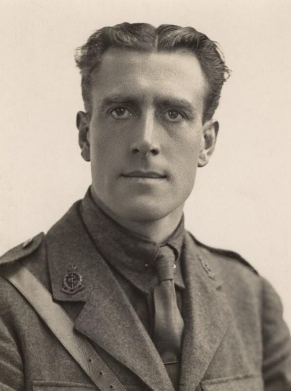 Harold Dearden, by H. Walter Barnett, 1914-1918 - NPG x45267 - © National Portrait Gallery, London