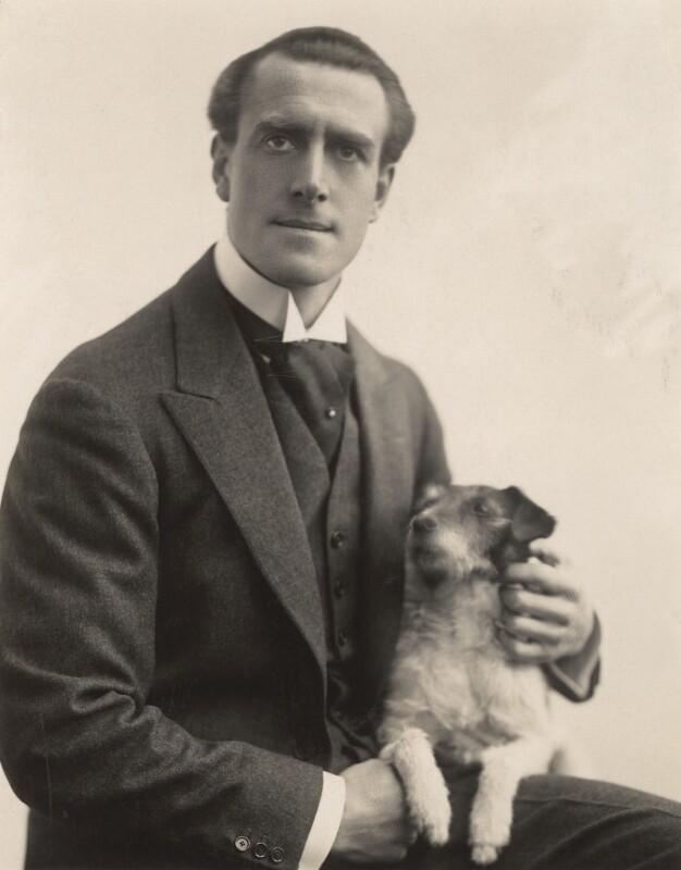 Harold Dearden, by H. Walter Barnett, 1910-1920 - NPG x45268 - © National Portrait Gallery, London
