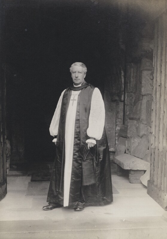 Charles Thomas Abraham, by Unknown photographer, 1910 - NPG x8424 - © National Portrait Gallery, London