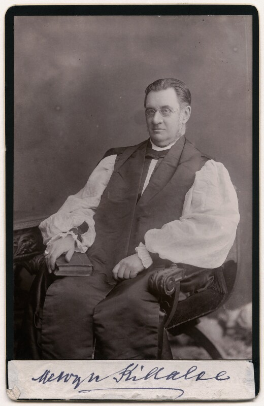 Mervyn Archdall, by Unknown photographer, circa 1900s - NPG x8441 - © National Portrait Gallery, London