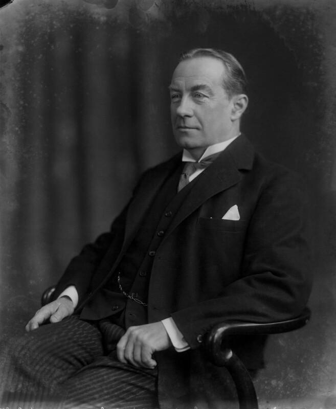 Stanley Baldwin, 1st Earl Baldwin, by Vandyk, 1 February 1927 - NPG x8519 - © National Portrait Gallery, London