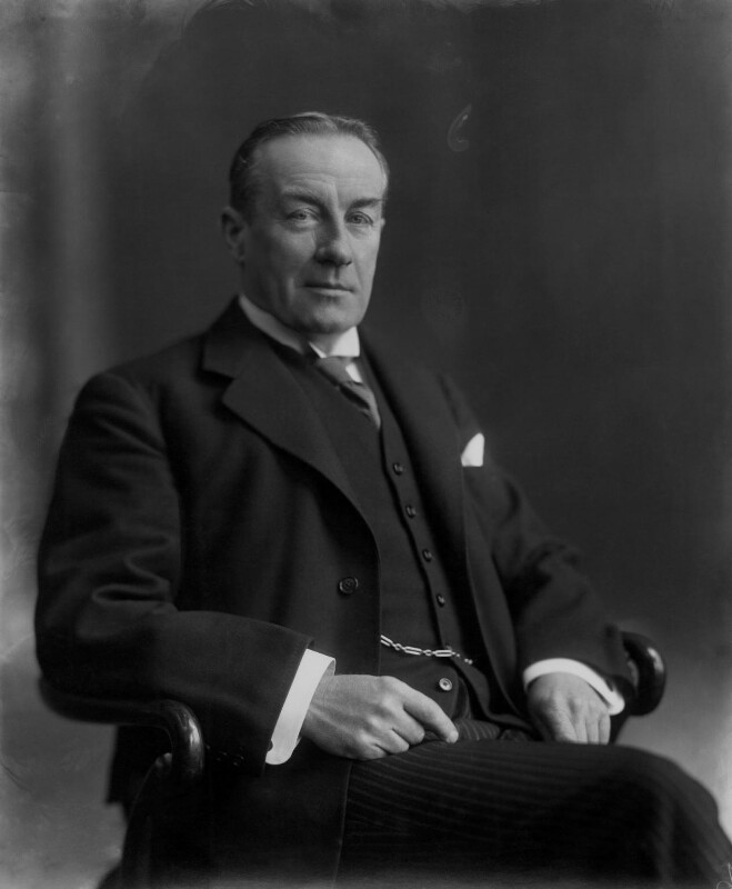 Stanley Baldwin, 1st Earl Baldwin, by Vandyk, 1 February 1927 - NPG x8521 - © National Portrait Gallery, London