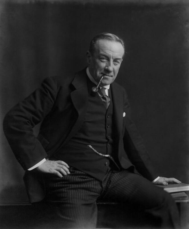 Stanley Baldwin, 1st Earl Baldwin, by Vandyk, 1 February 1927 - NPG x8525 - © National Portrait Gallery, London