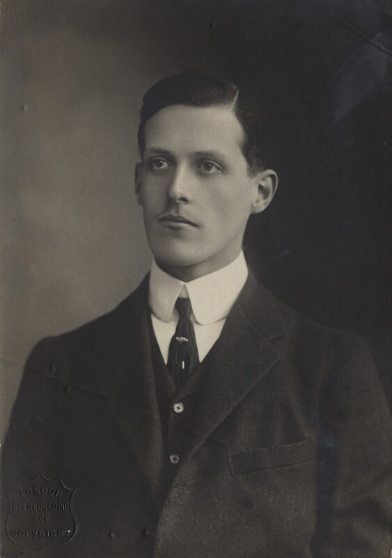 Charles Henry Alexander Paget, 6th Marquess of Anglesey, by London Stereoscopic & Photographic Company, 1910s - NPG x88 - © National Portrait Gallery, London