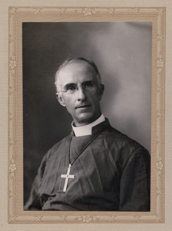 John William Ashton, by Stevenson, circa 1921-1938 - NPG x8834 - © National Portrait Gallery, London