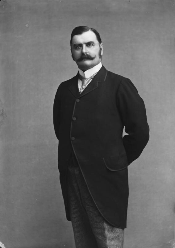 Hon. George Higginson Allsopp, by Alexander Bassano, 1894 - NPG x8874 - © National Portrait Gallery, London