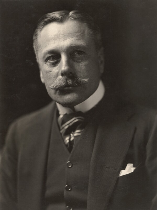 Douglas Haig, 1st Earl Haig, by Henry Walter ('H. Walter') Barnett, 1915-1920 - NPG x45283 - © National Portrait Gallery, London