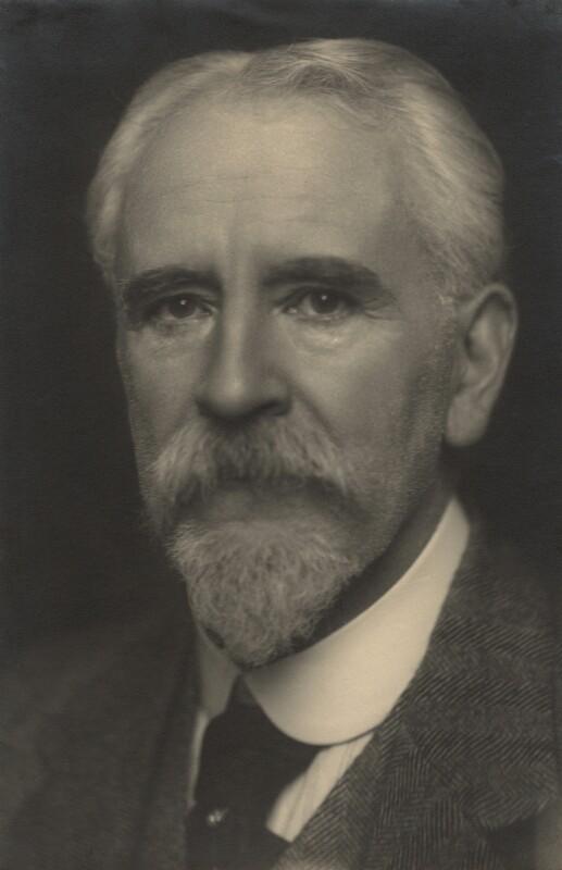 Frank Dicksee, by Claude Harris, 1910s-1920s - NPG x9079 - © National Portrait Gallery, London